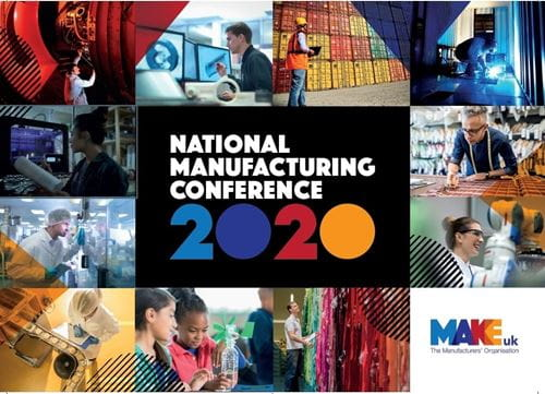 Join us on 25 February 2020 for our National Manufacturing