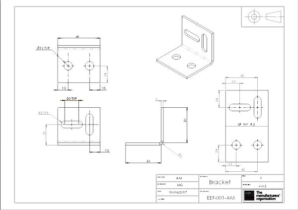 how to read engineering drawings a simple guide eef rh eef org uk