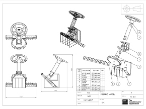 How to read engineering drawings